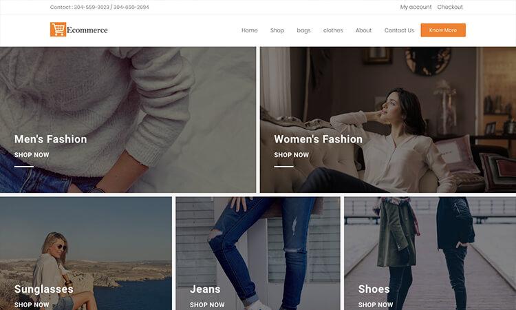 11+ free fashion themes 2020